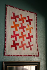 Rough draft quilt | by turning*turning