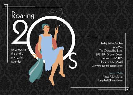 roaring 20s invite Kerry Flickr