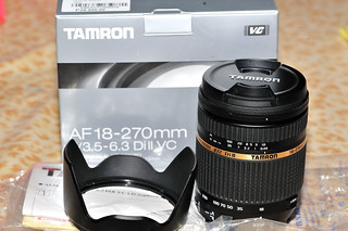 Tamron 18-270mm VC 1 | by JR Rodriguez IV Camera Test Page