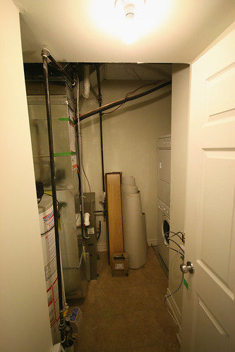 Storage Laundry Room Small