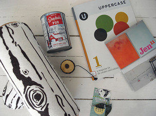 treats from Uppercase gallery | by Camilla Engman