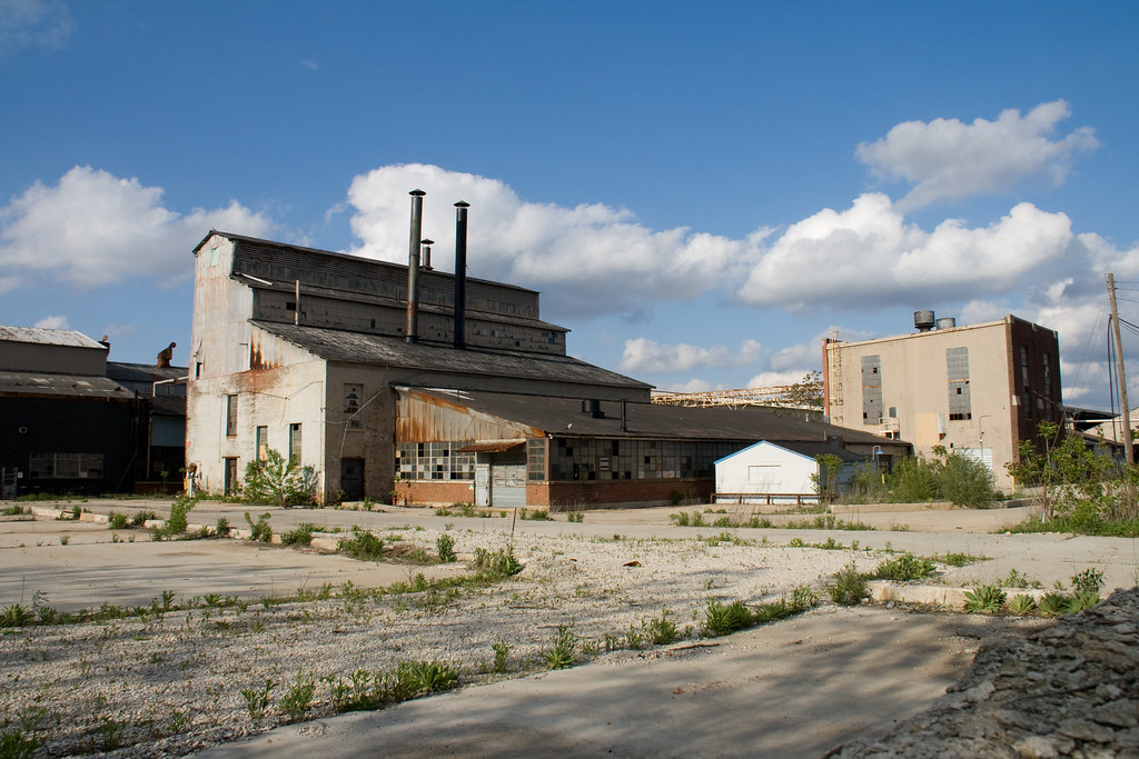 Indiana Steel & Wire | Muncie, IN. | gonzo67 | Flickr