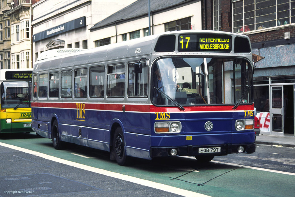 ... TMS (ex-West Midlands Travel) Leyland National 3659 (EGB79T) | by