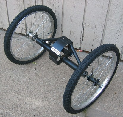 Trikezilla Patented Conversion Carriage Kit Basic