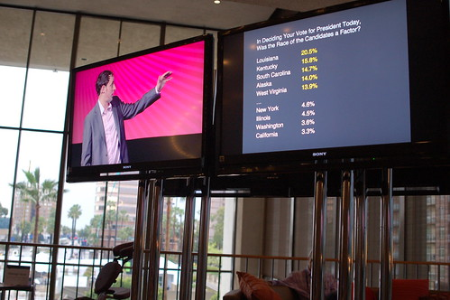 Nate Silver on Prediction and Race at TED 2009 | by whiteafrican