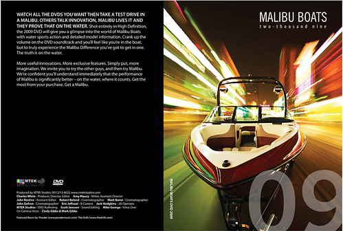 2009 Malibu Boats Truth is on the Water DVD | by Malibu Boats