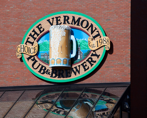 Vermont Pub and Brewery | by pdbreen