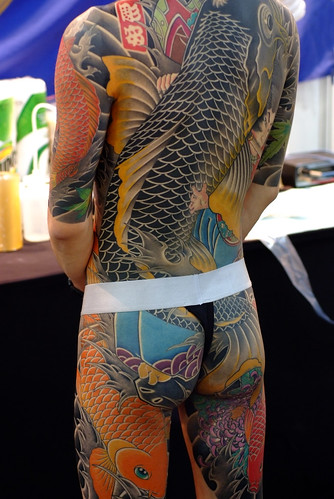 1st Tattoo Show in Singapore | by williamcho