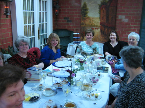 January Tea at Verdanah Tea Garden | by freshfiction