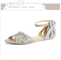 sandals | by mer mag