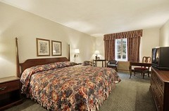 Ramada Hotel M Executive Double Room