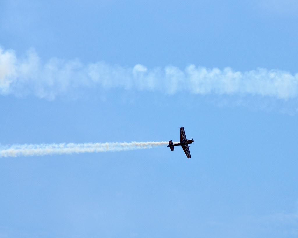 David Windmiller At Jones Beach Airshow Mary Madigan Flickr