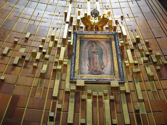 Imagen Original Virgen De Guadalupe Original Image Of Our Flickr