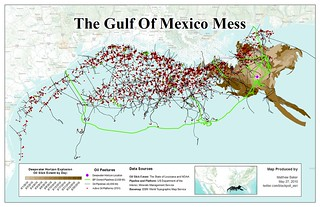 The Gulf Of Mexico Mess May26 2010 | by mapbaker