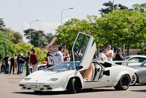Lamborghini Countach S | by Future Photography International