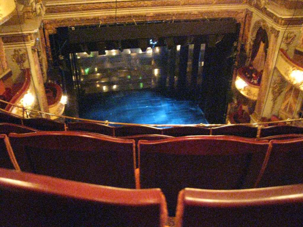 03 Novello Theatre My View Of The Stage