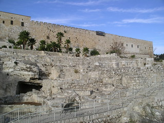 City of David Below the Temple Mount | by Randall Niles