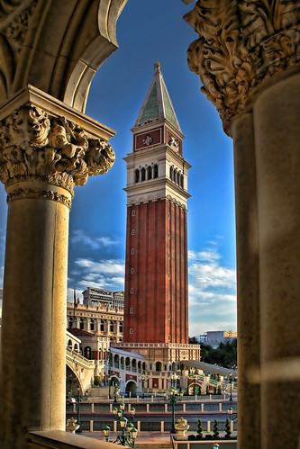 The Tower at Venetian Resort and Casino | by Dave Toussaint (www.photographersnature.com)