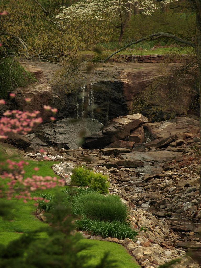 Spring at the Rock Quarry Garden, Greenville, South Caroli… | Flickr