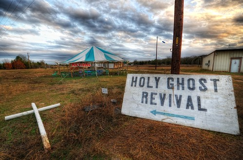 This Way to the Holy Ghost Revival | by Stuck in Customs