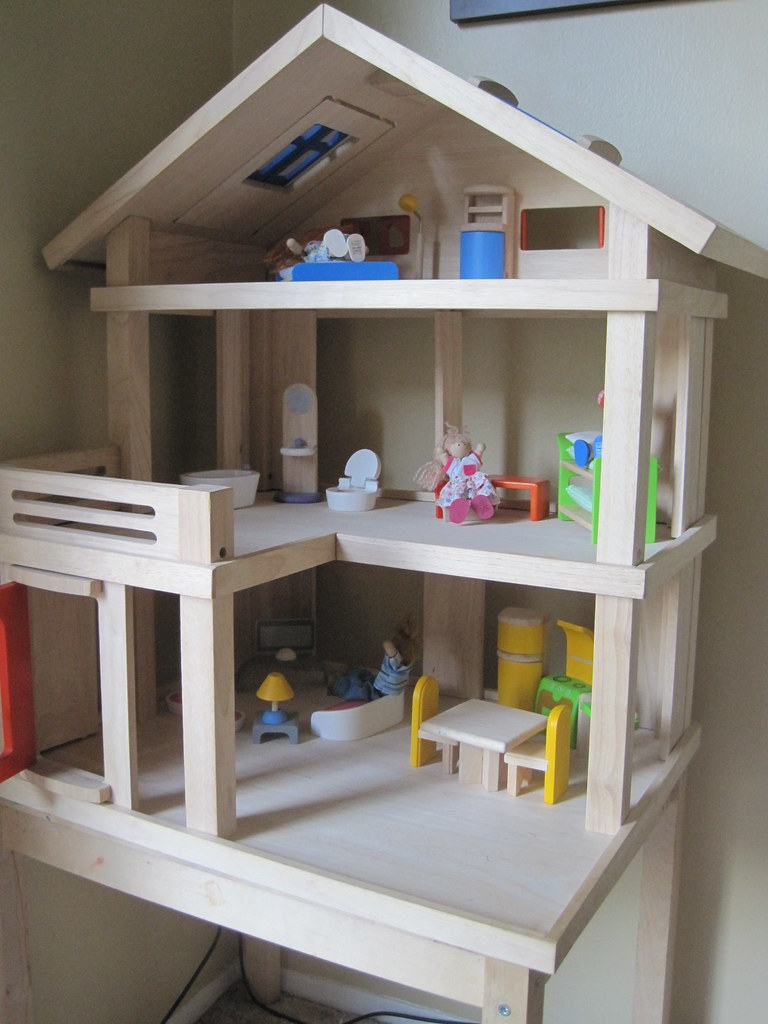 Plan Toys Doll House Find The Full Review Here Www Baby P Flickr