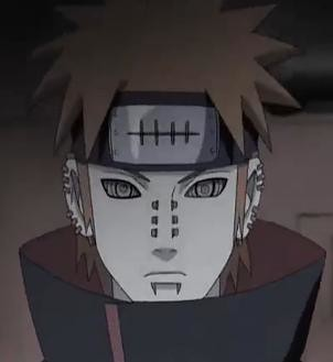 pain rinnegan pain realizes jiraiya knows his plans twolateamin