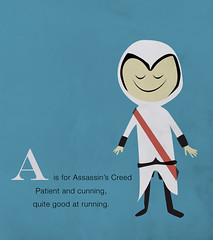 A - Assassin's Creed | by MoreInterpretations