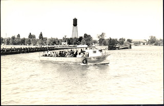 East tawas mi rppc pier sunken freighter water tower and f for Harrison fishing pier