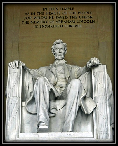 Happy 200th Birthday, Mr. Lincoln (Text of Gettysburg Address) | by Tony Fischer Photography