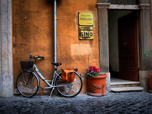 Another bike on the wall | by Perrimoon