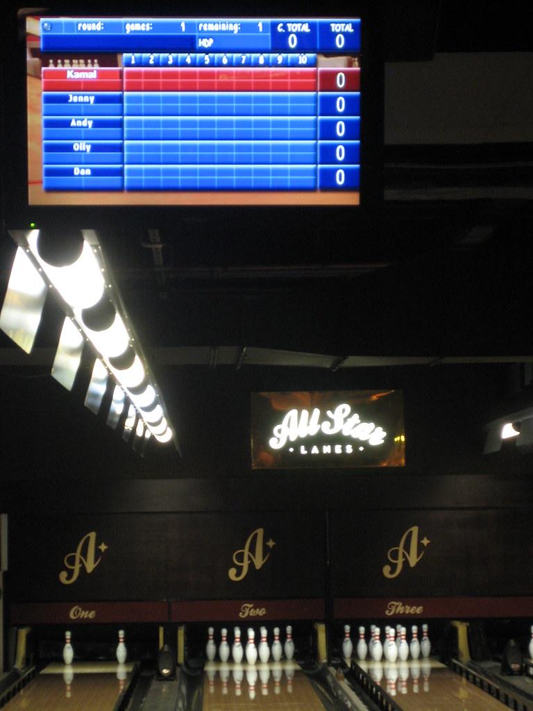 bowling holborn london