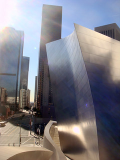 13 Walt Disney Concert Hall - View of Bunker Hill (E) | by Kansas Sebastian