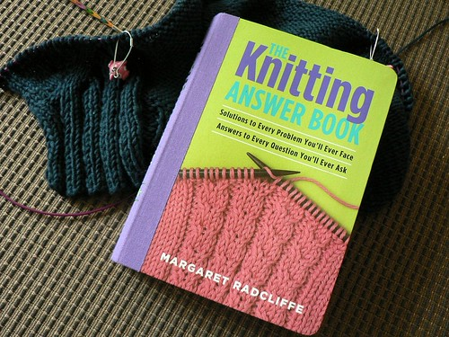 The Knitting Answer Book | by :Salihan