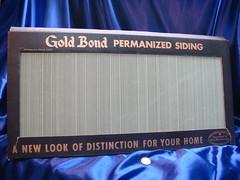 Gold Bond Asbestos-Cement Siding Full Sample   Full view of …   Flickr