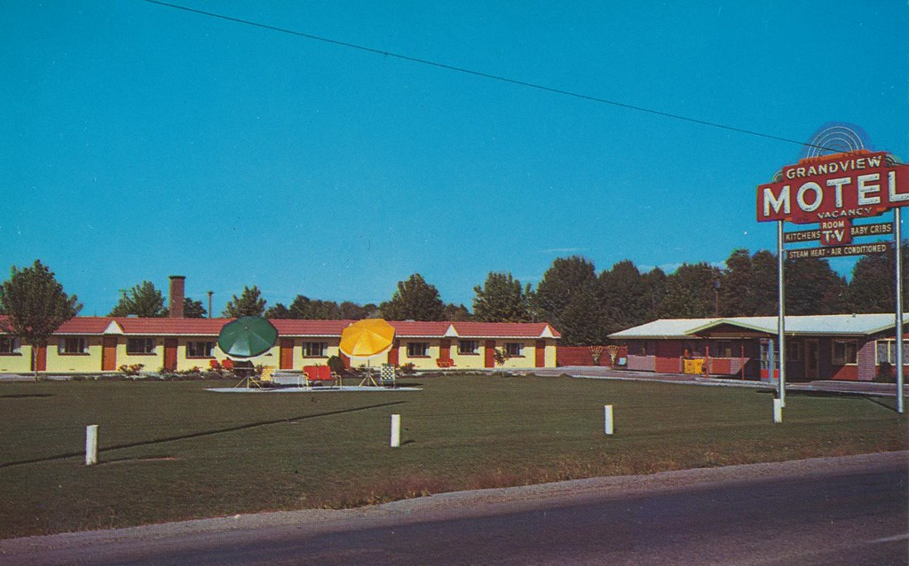 Grandview Motel - Boise, Idaho