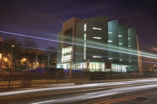 Information Commons light trails | by GarthMaul