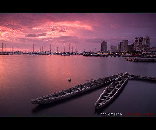 Sunset @ Manila Bay | by roe | photography