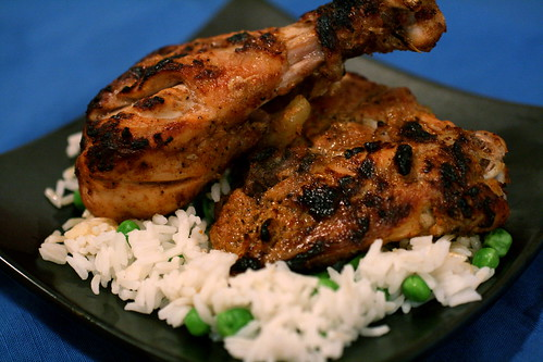Tandoori Chicken | by thebittenword.com