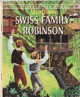 Swiss Family Robinson | by Calsidyrose