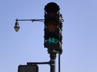 Bicycle Lane Traffic Light | by sgray21