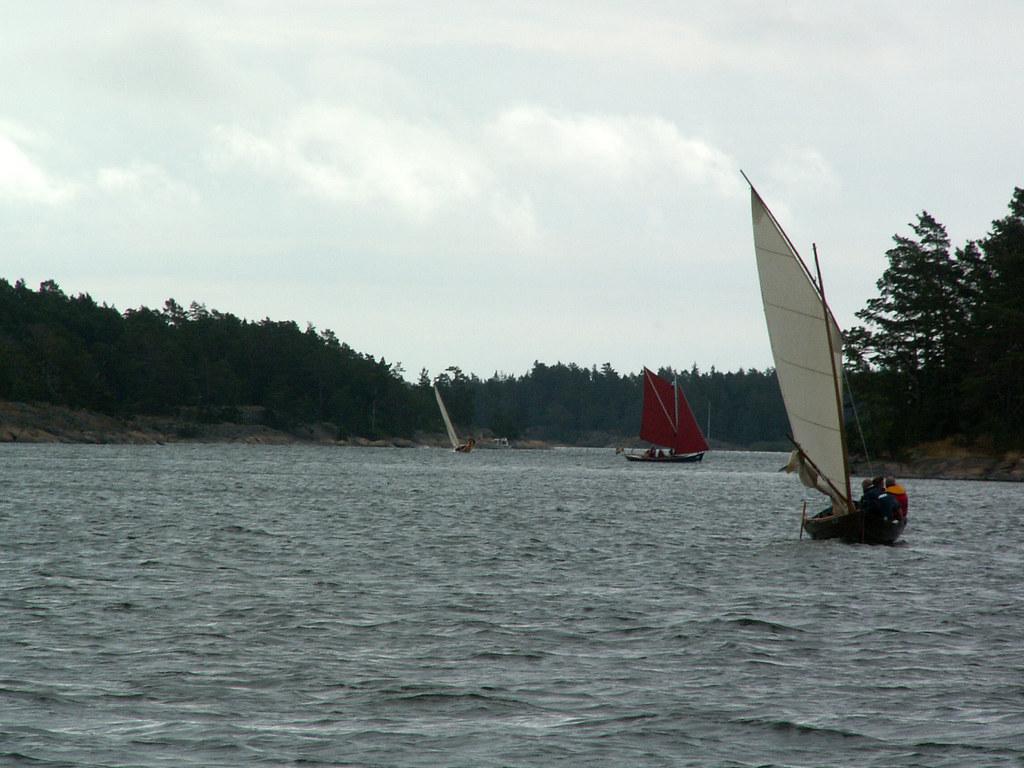 Old Wooden Sailboats 20050725 1017 Henrik Von Wendt Flickr
