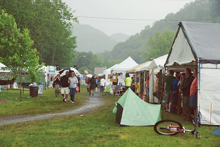Mid-day Downpour @ Appalachian Trail Days | by Wayfaring Wanderer