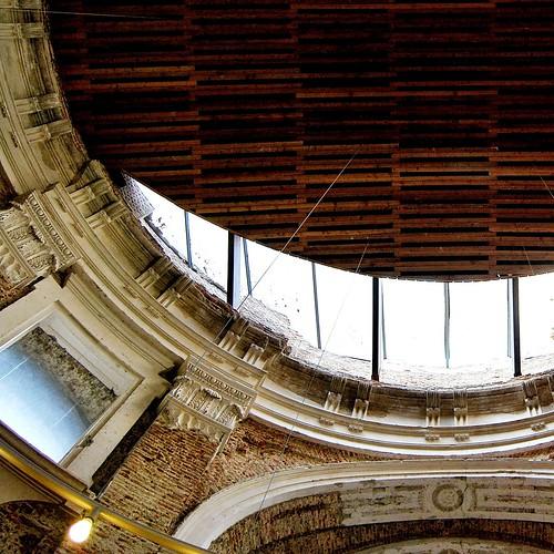 Uned escuelas p as biblioteca interior iglesia crucero luc for Uned madrid escuelas pias