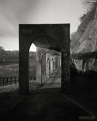 River Wear Underpass, Sunderland - 5x4 | by martintype