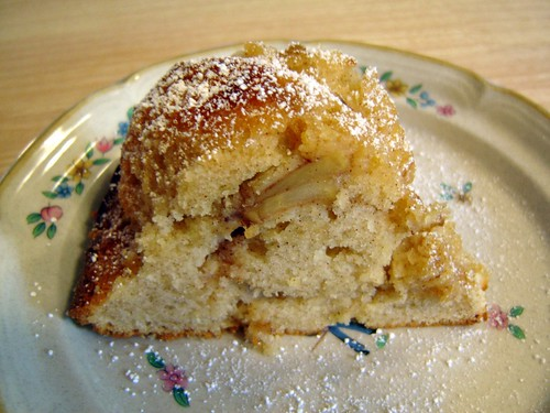 French Apple Cake Recipe Uk