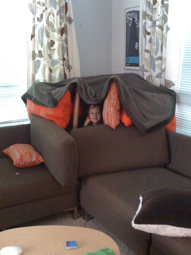 Couch fort | by Jenville