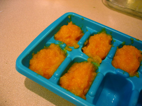 Baby Food Carrot Cookies