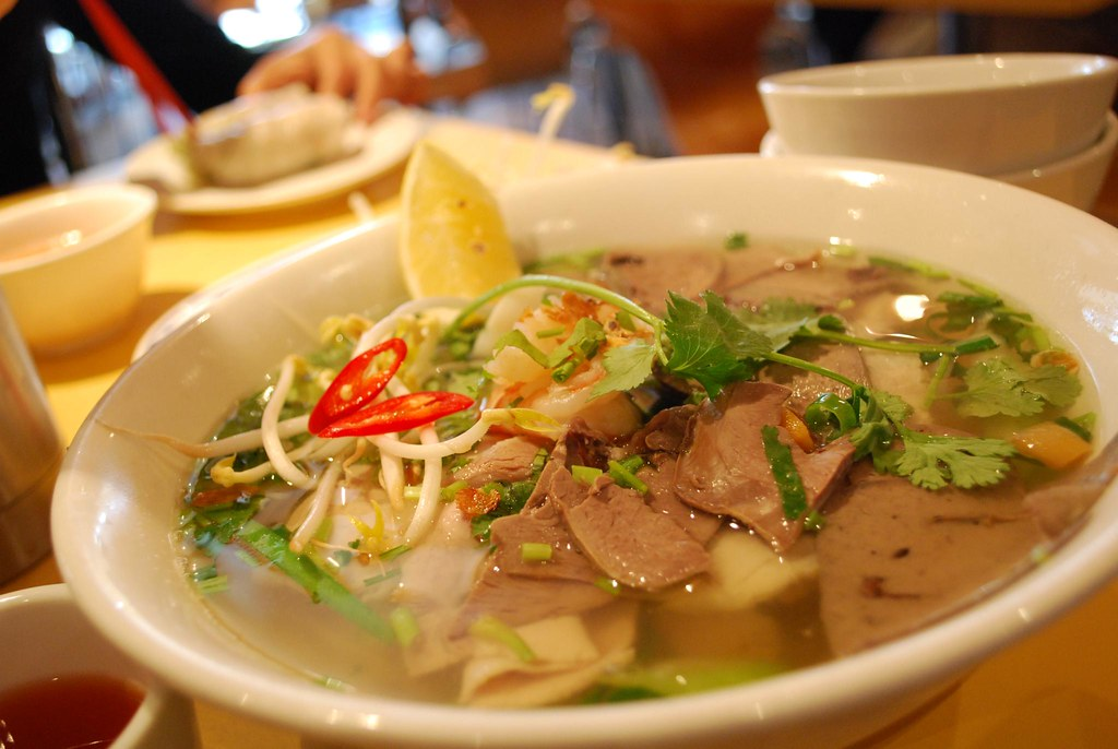 Image result for cambodia noodle soup