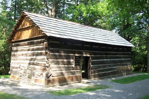 Mary Jemison Cabin