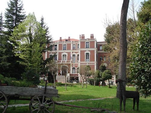 Thessaloniki - Villa Allatini  G. E. R. G.  Flickr